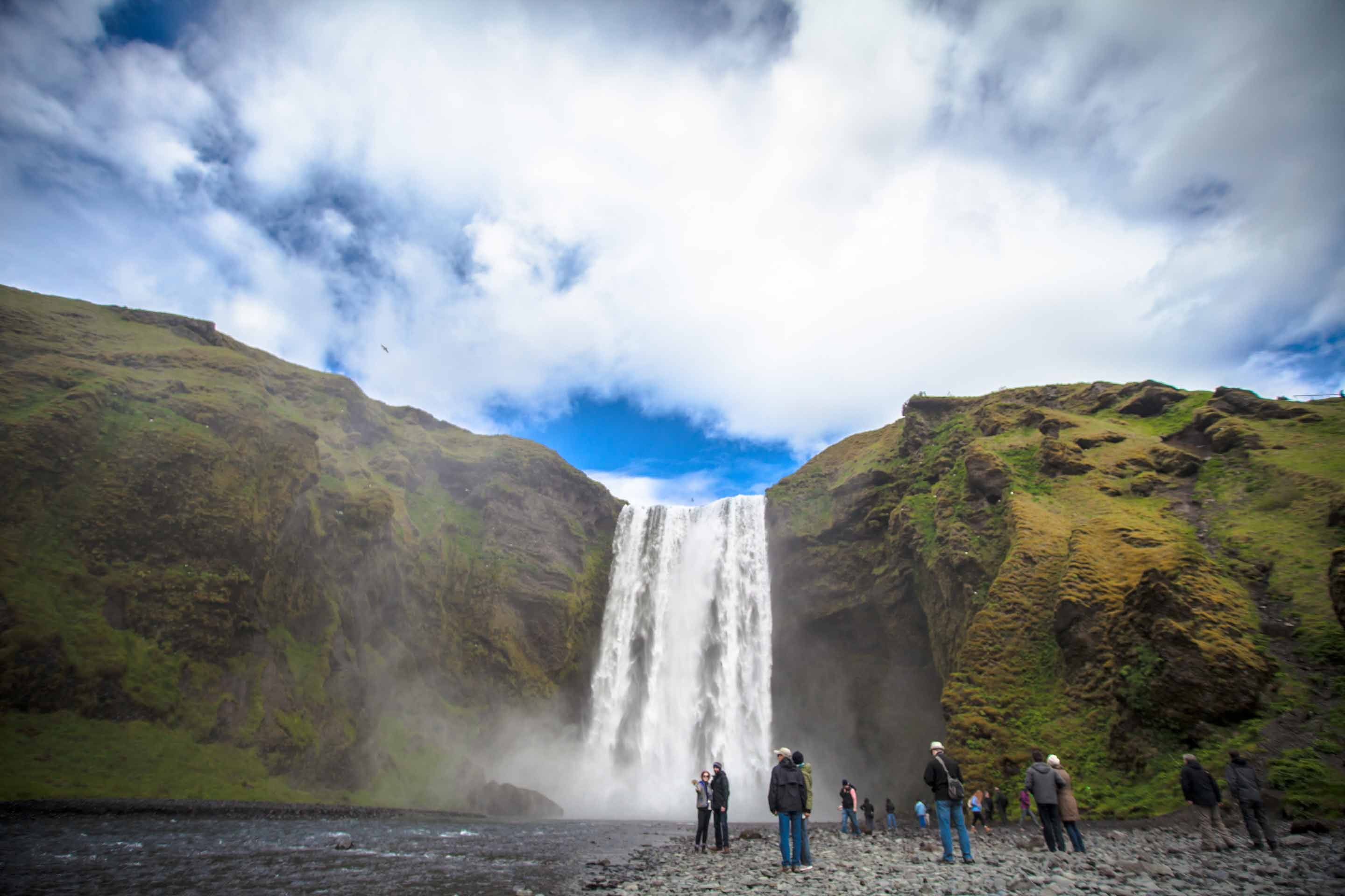 Skógafoss - Thule Travel