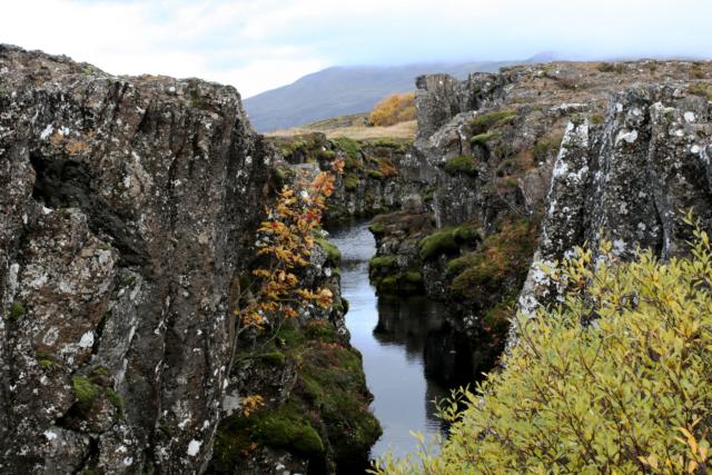 Flosagjá at Þingvellir in Iceland, ThuleTravel
