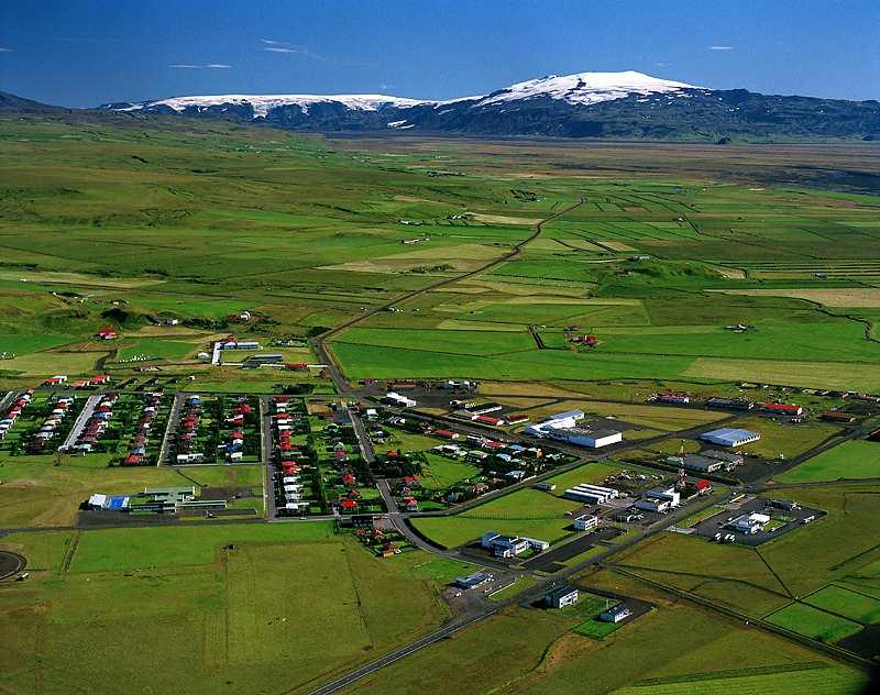 Hvolsvöllur Iceland, ThuleTravel