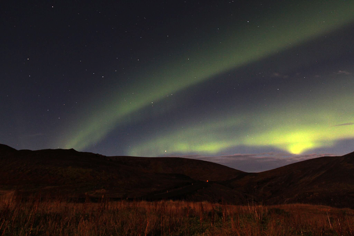 Northern Lights, ThuleTravel Iceland