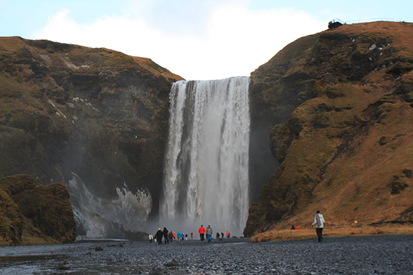 Skógarfoss, ThuleTravel Iceland