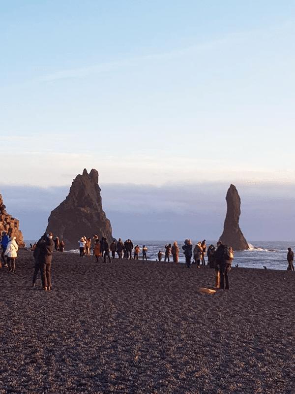 Reynisfjara South Coast of Iceland, ThuleTravel