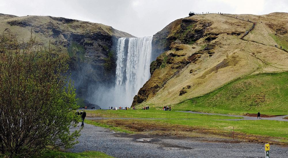 Skógafoss, South Coast of Iceland, ThuleTravel