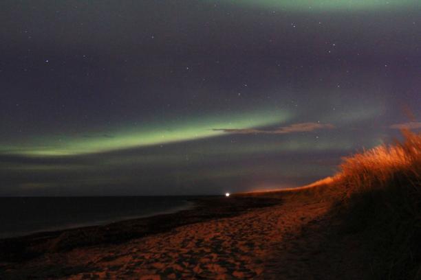 Northern Lights Iceland, Ómar Tavsen