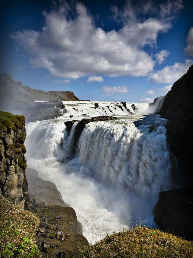 Gullfoss, Golden Circle, ThuleTravel