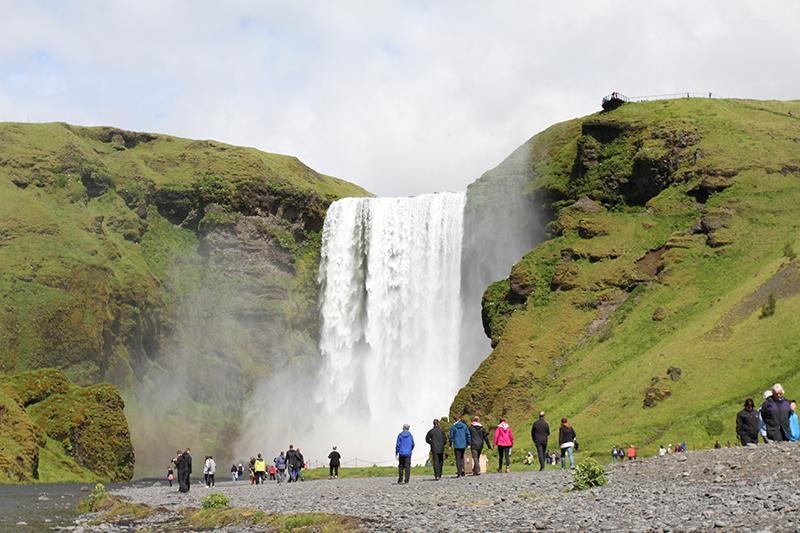 Skógarfoss ThuleTravel Iceland