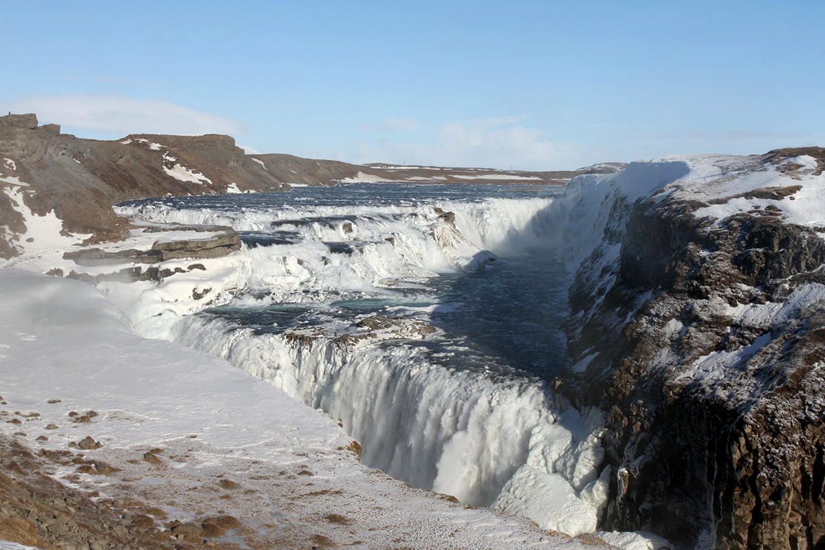 Gullfoss Golden Circle
