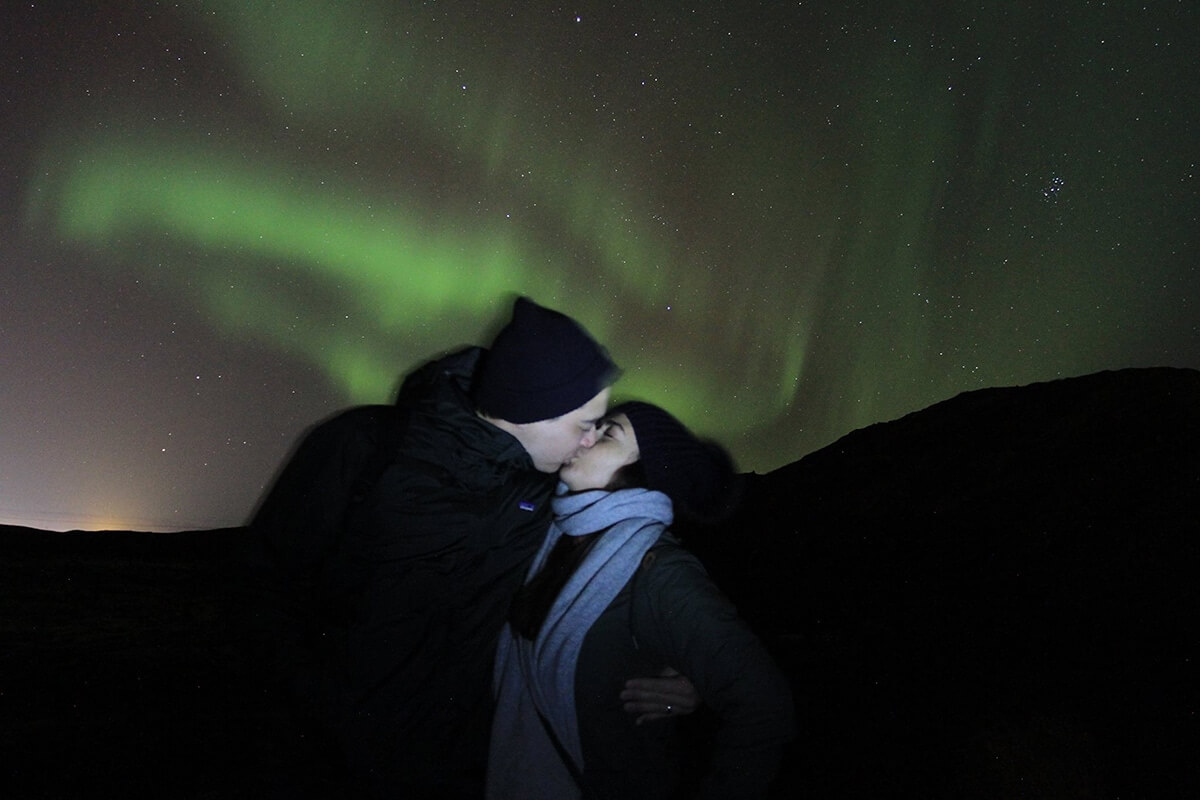 Northern Lights Photoshoot, ThuleTravel Iceland