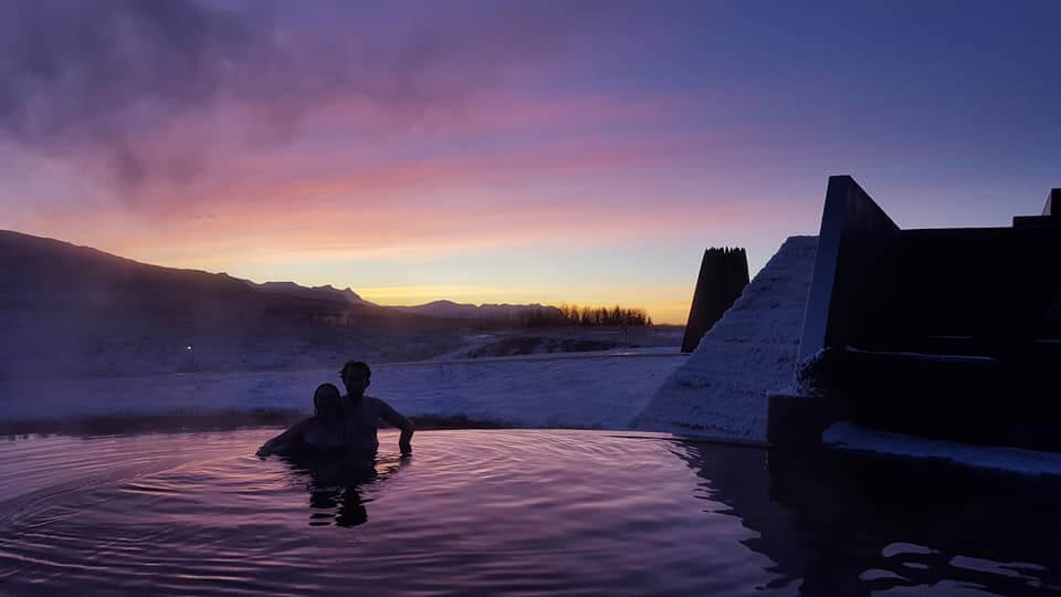 Krauma Spa, Iceland