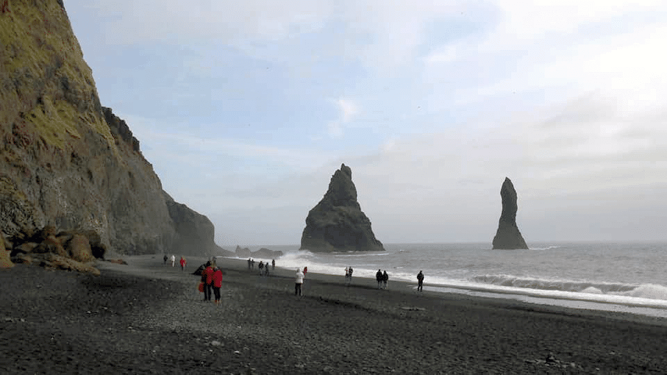 Reynisfjara South Coast of Iceland, ThuleTravel