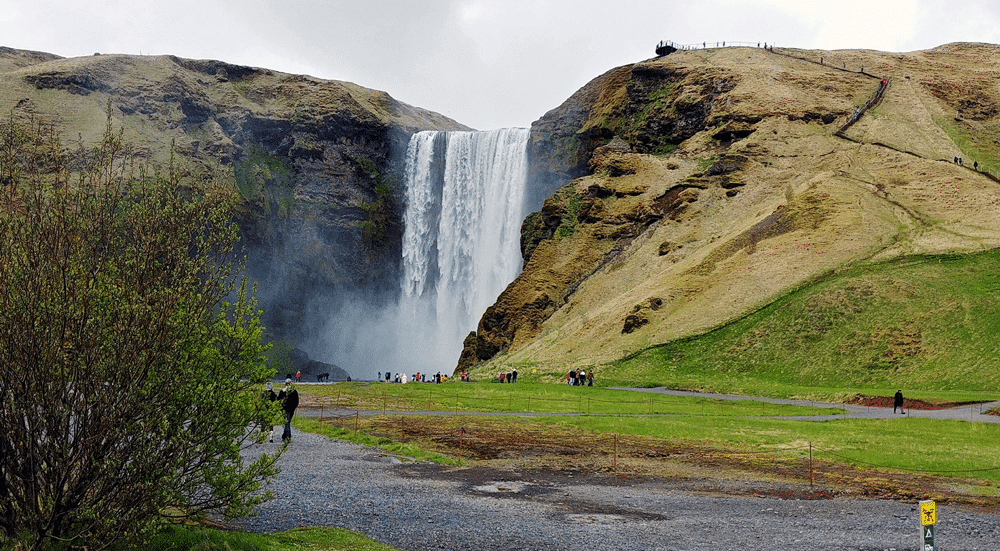 Skógafoss, South Coast of Iceland, ThuleTravel