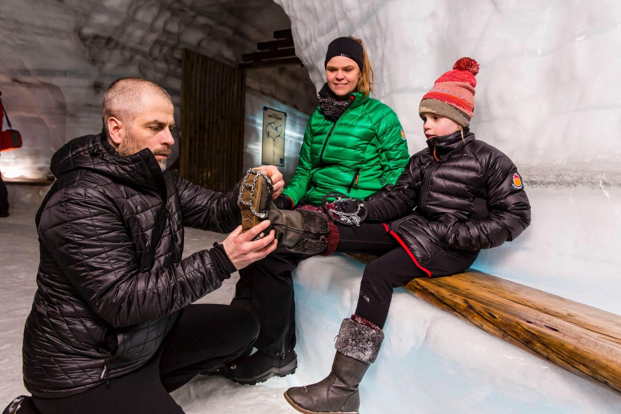 langjökull ice cave