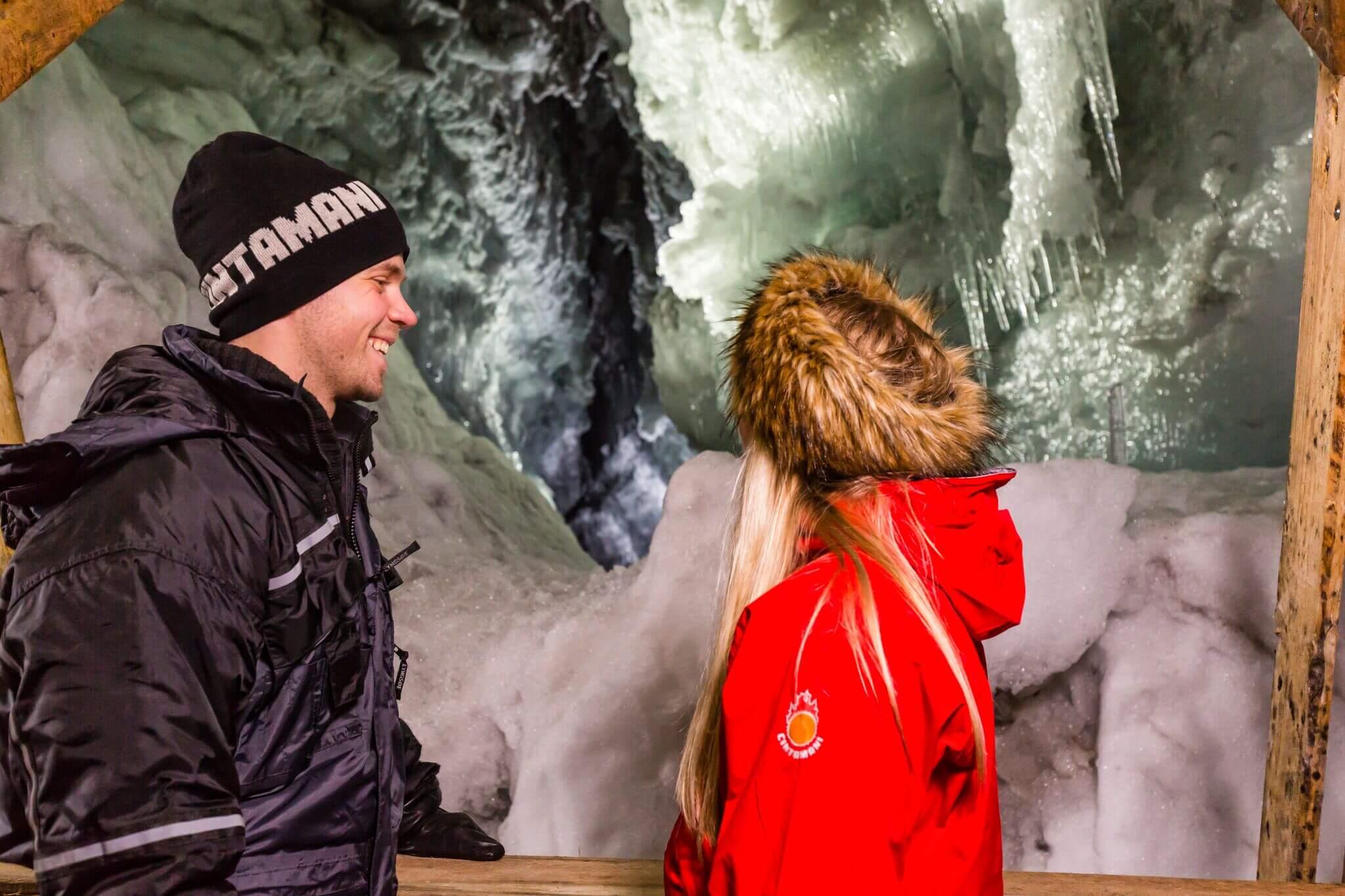 ice cave glacier tour iceland